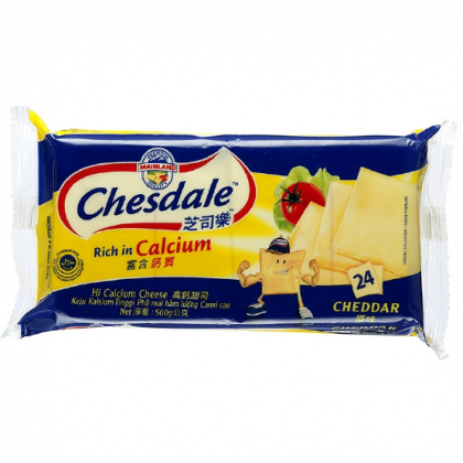 Chesdale Cheddar Cheese 24's