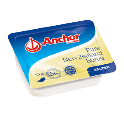 Anchor Salted Mini dish Butter 10'S