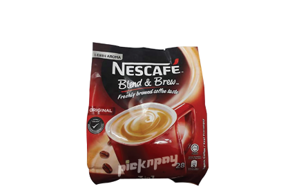Nescafe 3IN1 Original 19g X 28