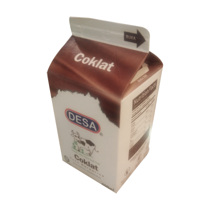 Desa Fresh Milk Chocolate 500ML